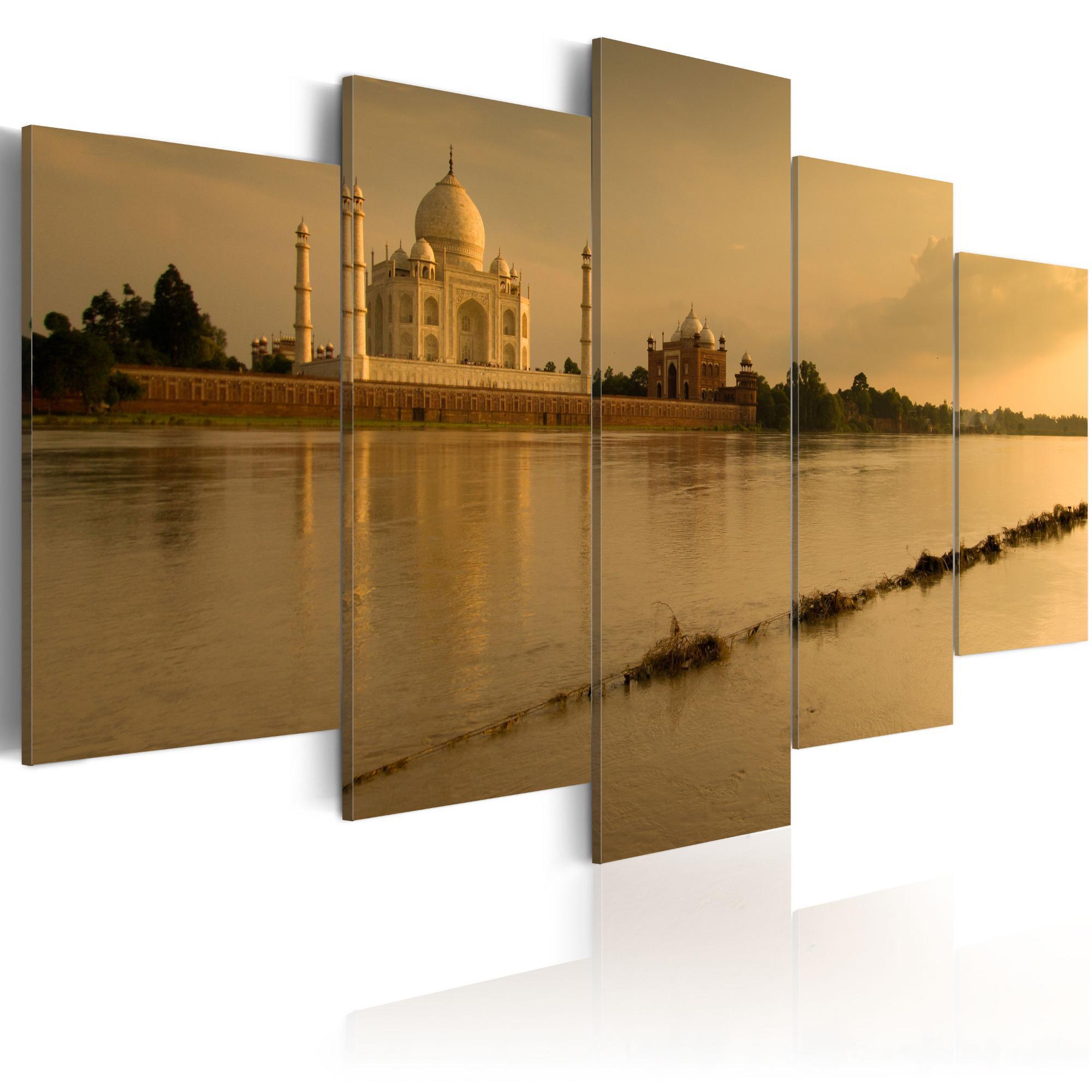 Ágra – Tádž Mahal