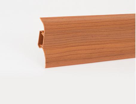 Soklová lišta LP 52  dekor třešeň (460)