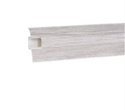 Soklová lišta LP 52  dekor dub švédský (4002)