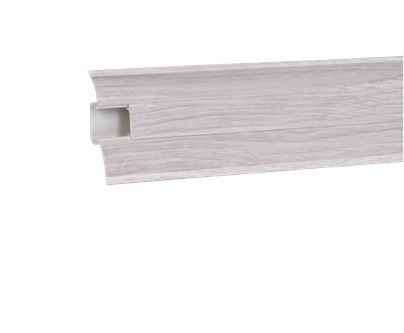 Soklová lišta LP 52  dekor dub nike (4001)
