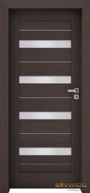 Rámové dveře