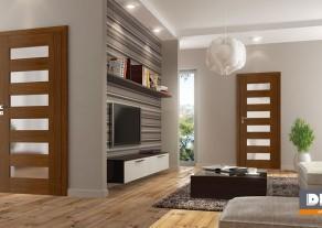 Interiérové dveře DRE Scala B3