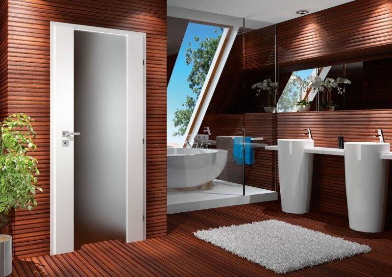 Interiérové dveře DRE VETRO A5