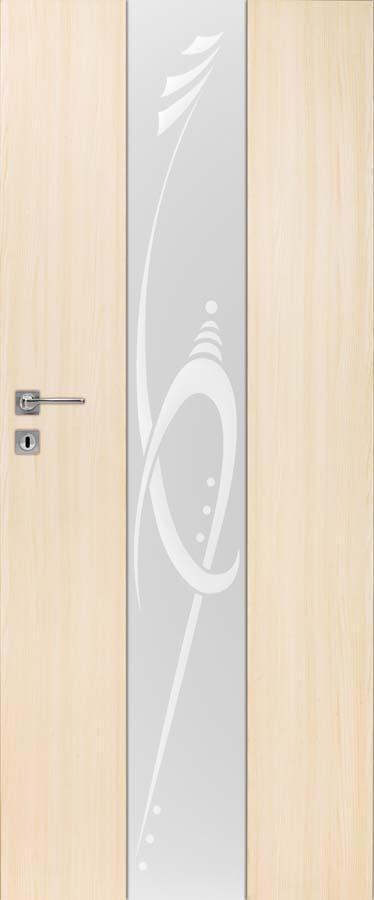 Interiérové dveře DRE Vetro B2