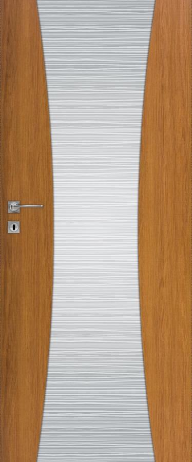 Interiérové dveře DRE Vetro C10