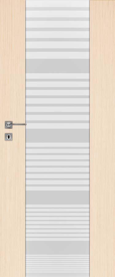Interiérové dveře DRE Vetro natura A3