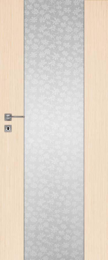 Interiérové dveře DRE Vetro natura A5