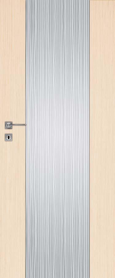 Interiérové dveře DRE Vetro natura A11