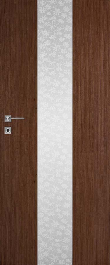 Interiérové dveře DRE Vetro natura B5