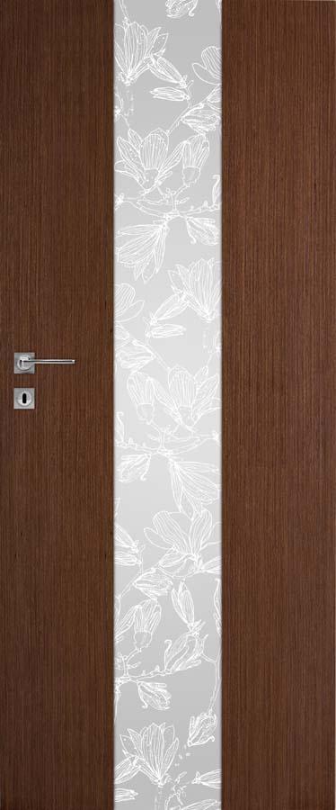 Interiérové dveře DRE Vetro natura B14