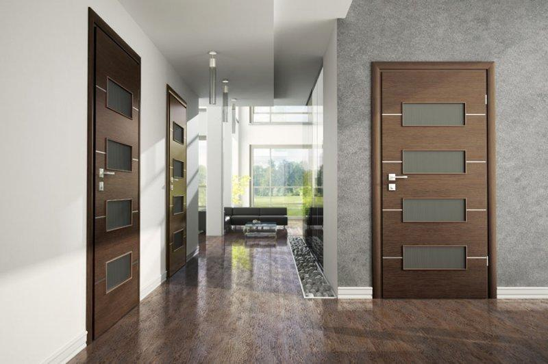 Interiérové dveře DRE Galeria Alu 20