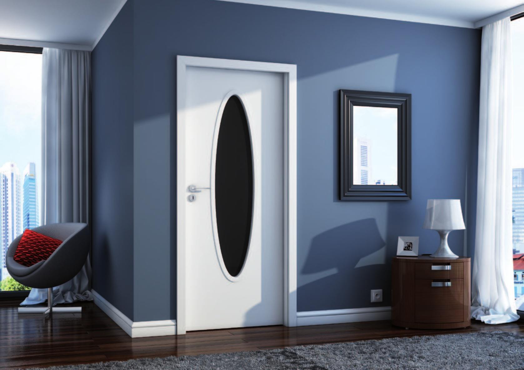 Interiérové dveře DRE Blanco 30