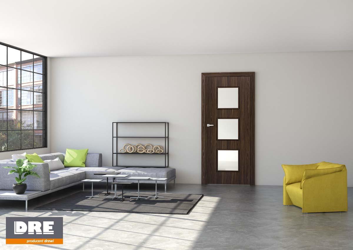 Interiérové dveře DRE KANON 40