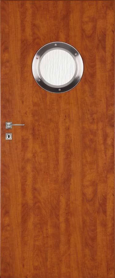 Interiérové dveře DRE Standard Bulaj ocelový