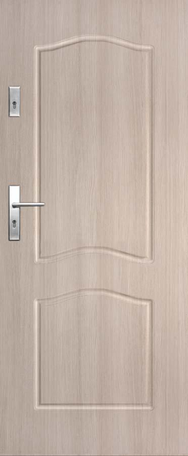 Vchodové dveře do bytu DRE Solid 1