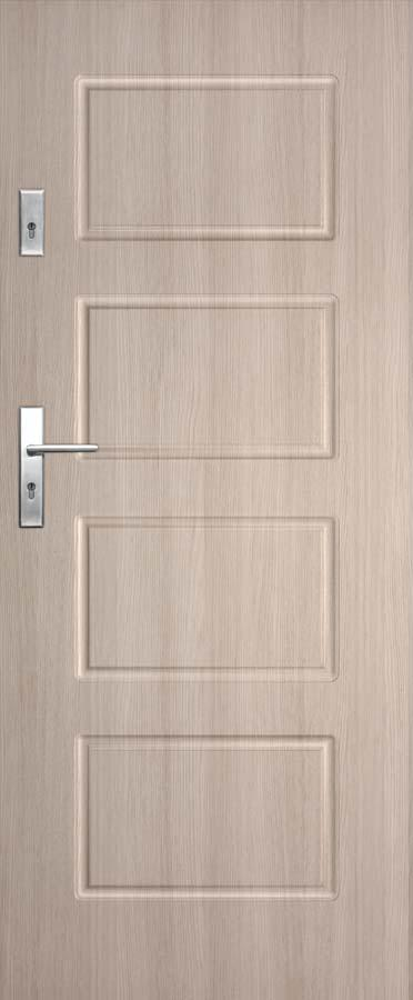 Vchodové dveře do bytu DRE SOLID 2