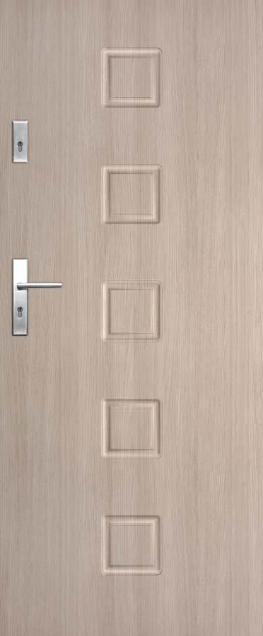 Vchodové dveře do bytu DRE SOLID 3