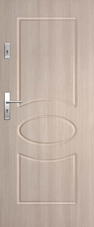 Vchodové dveře do bytu DRE SOLID 5