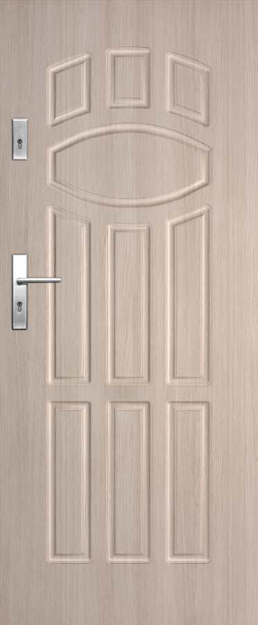 Vchodové dveře do bytu DRE ENTER 9
