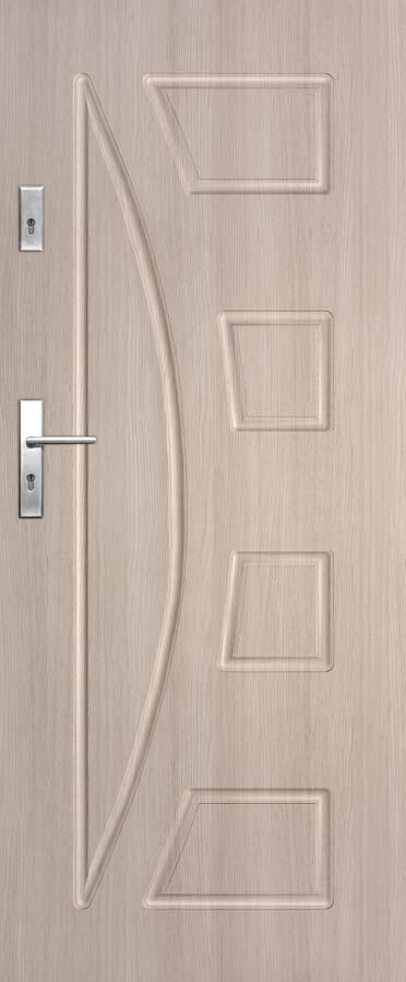 Vchodové dveře do bytu DRE Enter 17