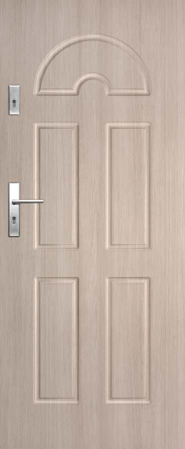 Vchodové dveře do bytu DRE SOLID 7