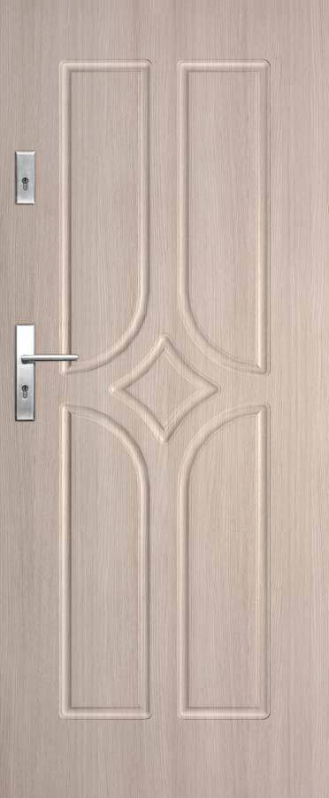 Vchodové dveře do bytu DRE SOLID 8