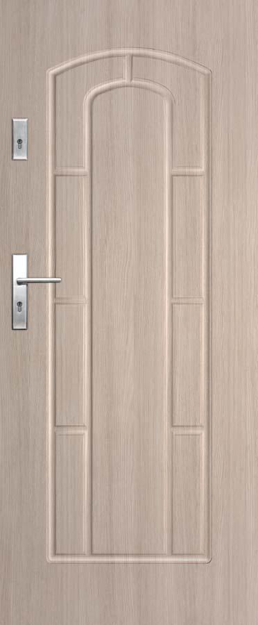 Vchodové dveře do bytu DRE Solid 12