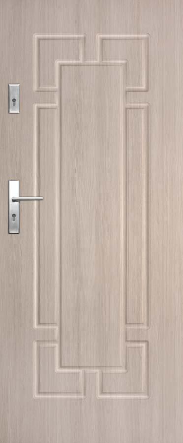 Vchodové dveře do bytu DRE Solid 14