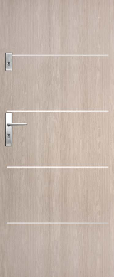 Vchodové dveře do bytu DRE SOLID 22
