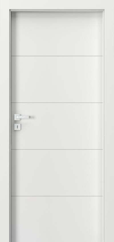 Interiérové dveře Porta Vector Premium - E