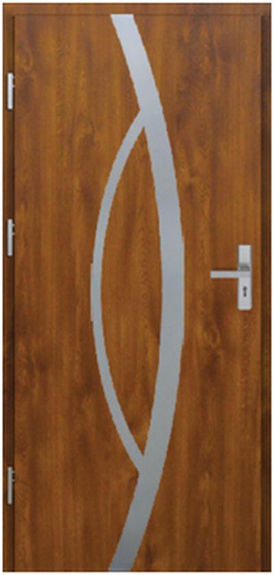 Vchodové dveře do domu MIKEA Pasiv Lacero