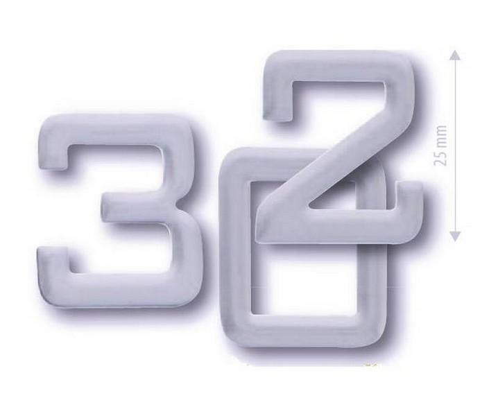 Cobra Nalepovací číslice