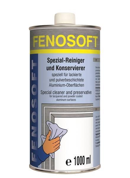 Čistič a konzervant na hliníková okna a parapety - 1000 ml