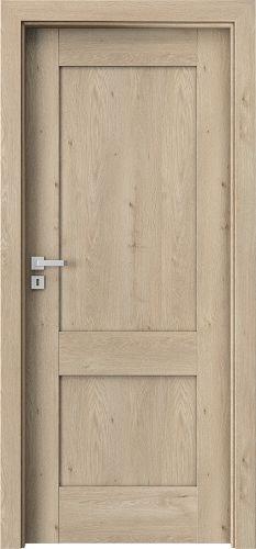 Interiérové dveře PORTA VERTE PREMIUM C.0