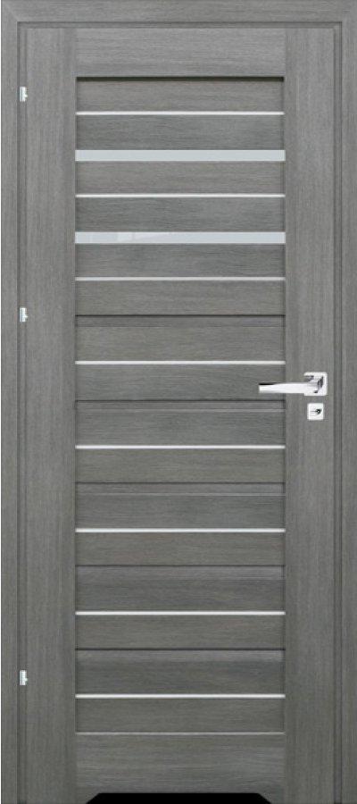 Rámové dveře Windoor MINORIS ALU WC
