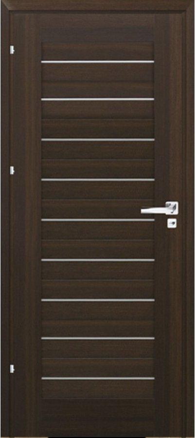 Rámové dveře Windoor VIRGO ALU plné