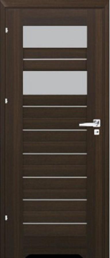 Rámové dveře Windoor VIRGO ALU WC