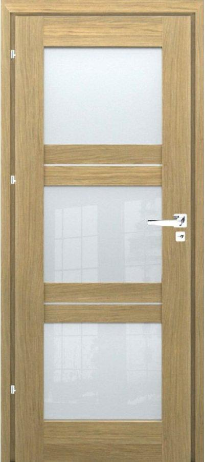 Rámové dveře Windoor TRE ALU pokojové