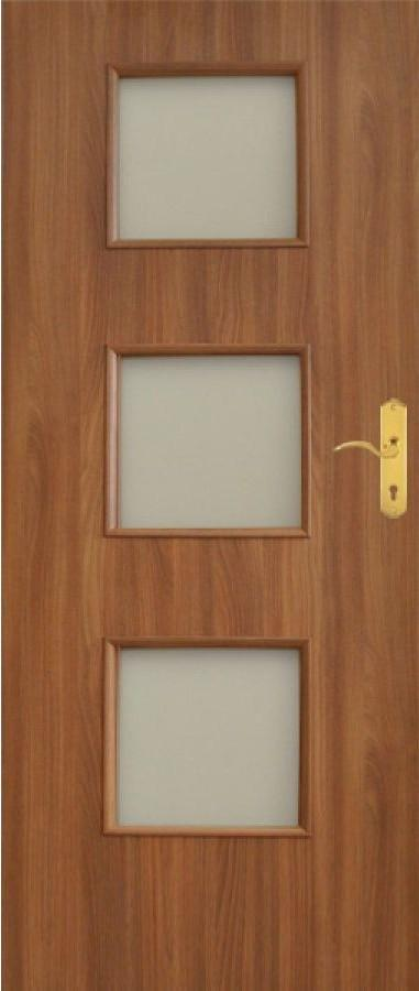 Deskové dveře Windoor TRIO pokojové