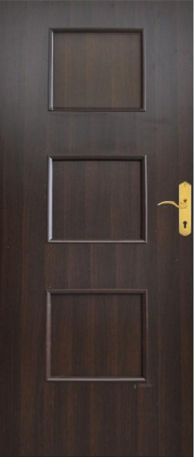 Deskové dveře Windoor TRIO plné