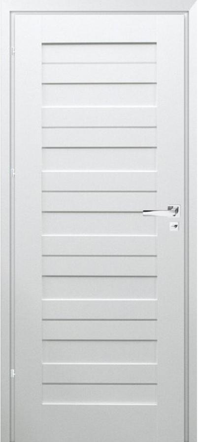 Rámové dveře Windoor CREDIS ALU plné
