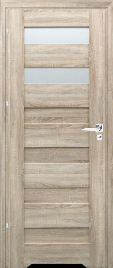 Rámové dveře Windoor TRAME WC