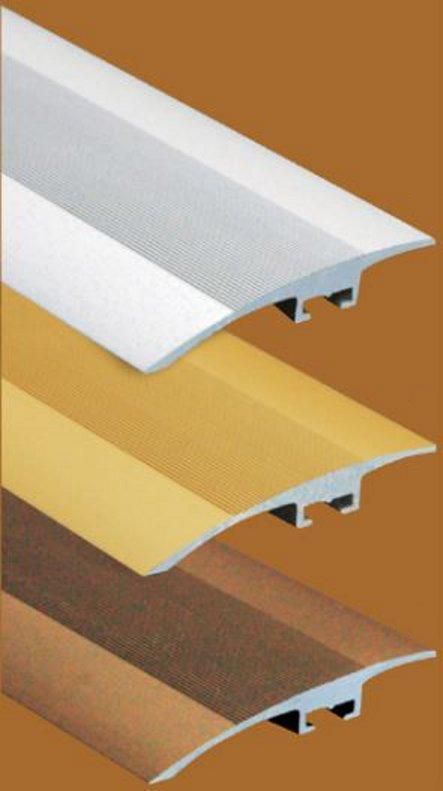 Přechodový profil FERO-FLEX plochý 7-22mm DURAL-ELOX délka 2,5m