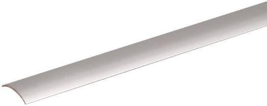"""Přechodový profil """"MIDI"""" 30x3,4mm DURAL-ELOX samolepící délka 2,5m"""