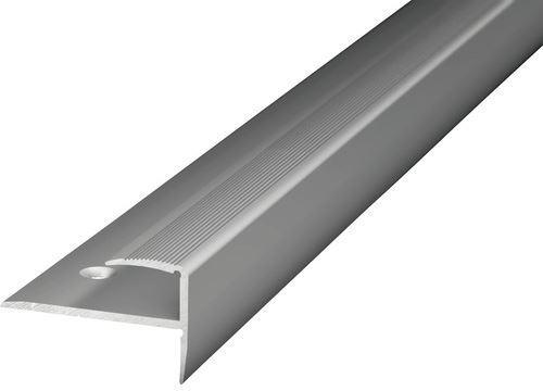 Schodová lišta ukončovací profil (prahový) 5mm Dural elox délka 2,5m