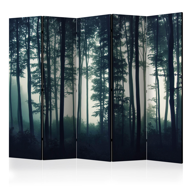 Paraván - Nature: Dark Forest II [Room Dividers] 225x172