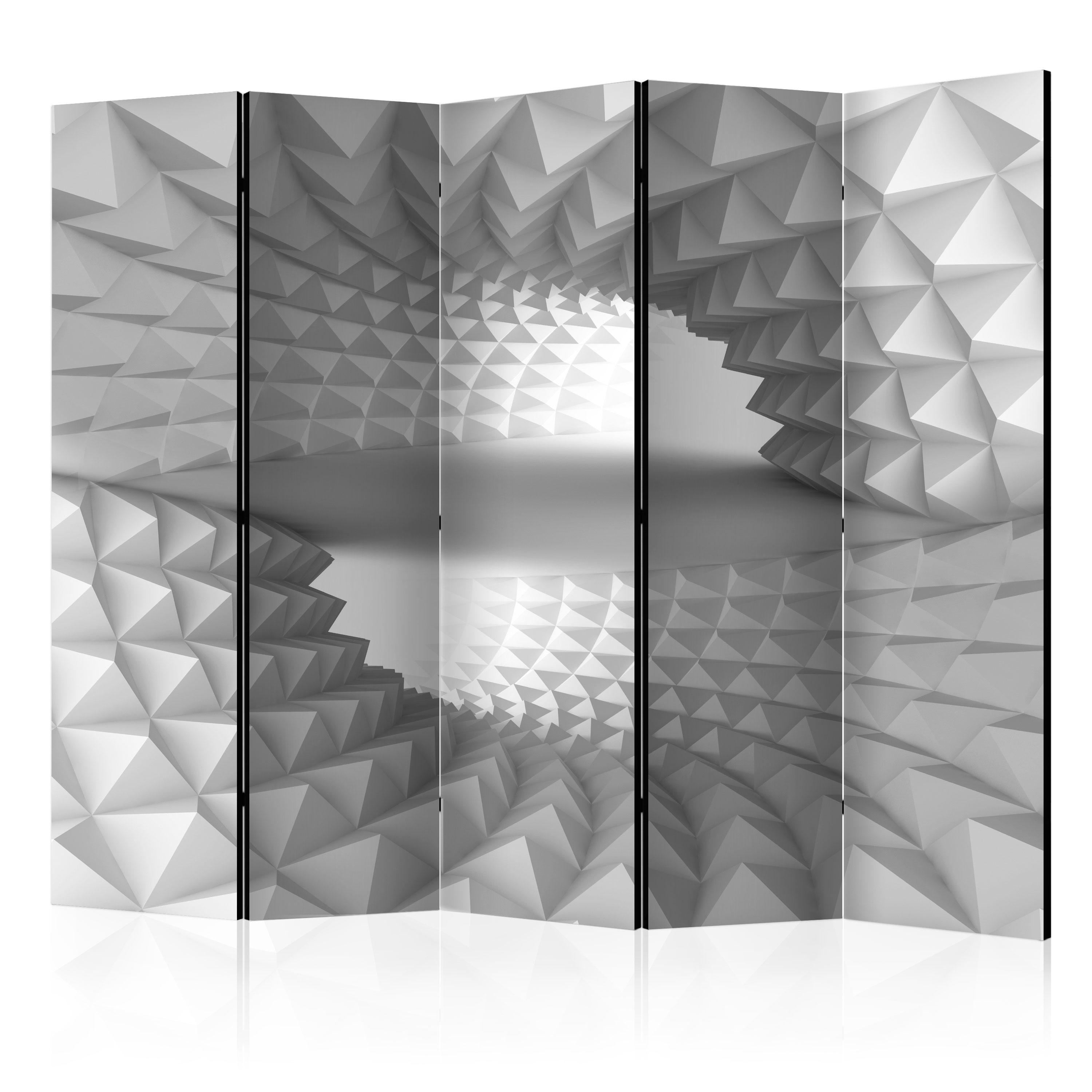 Paraván - Structural Tunnel II [Room Dividers] 225x172