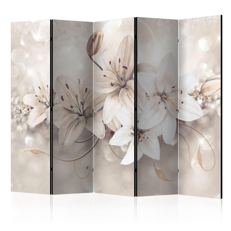 Paraván - Diamond Lilies II [Room Dividers] 225x172