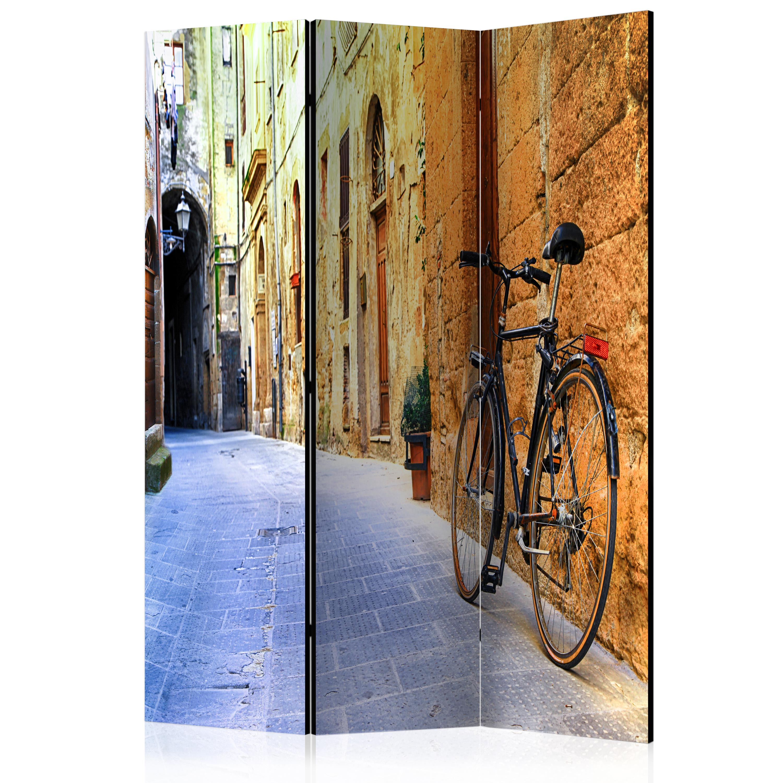 Paraván - Italy Holidays [Room Dividers] 135x172