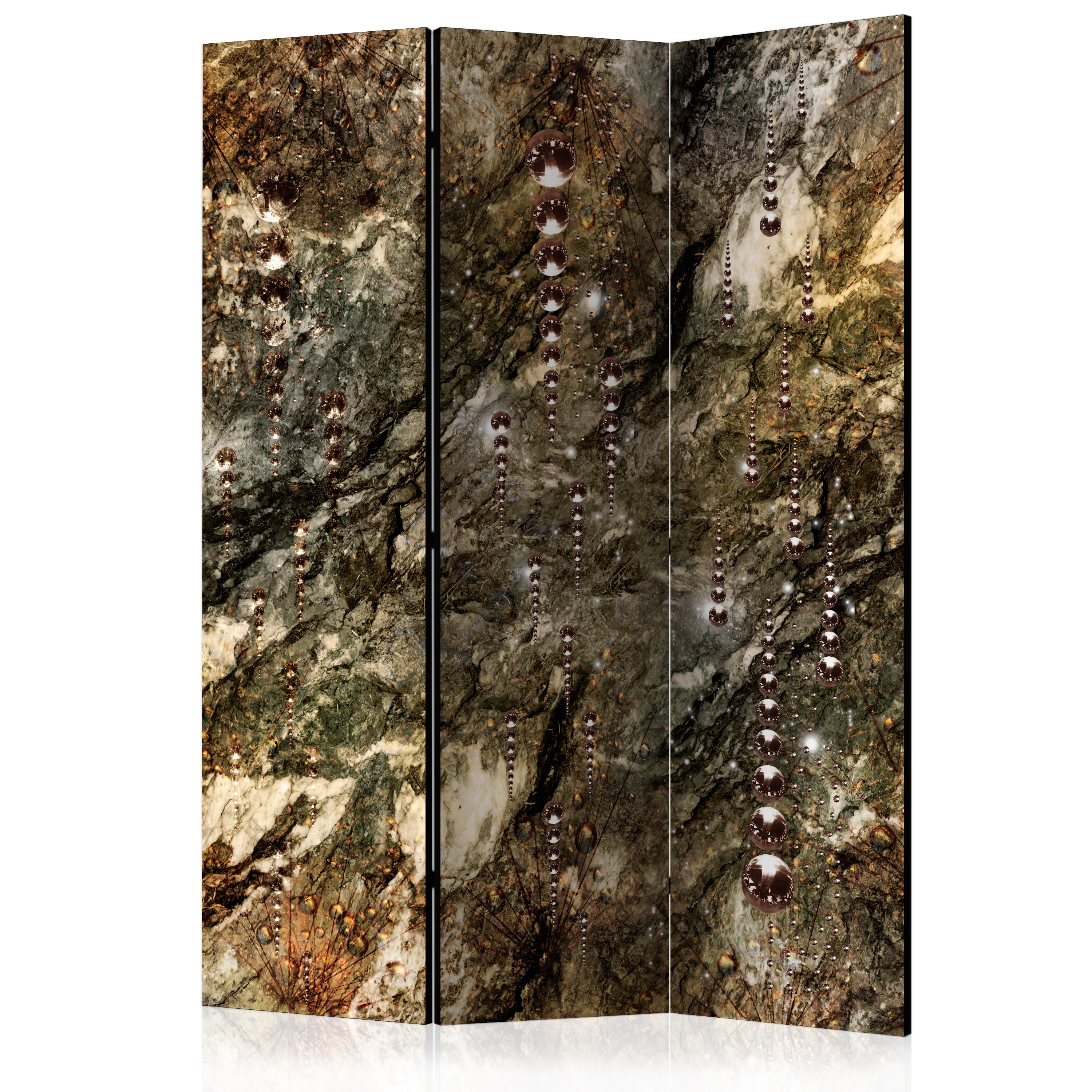 Paraván - Marble Treasures [Room Dividers] 135x172